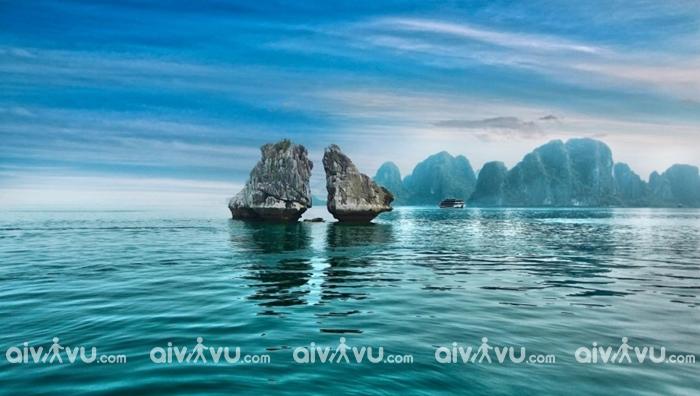 Vịnh Hạ Long địa điểm nổi tiếng nhất Quảng Ninh