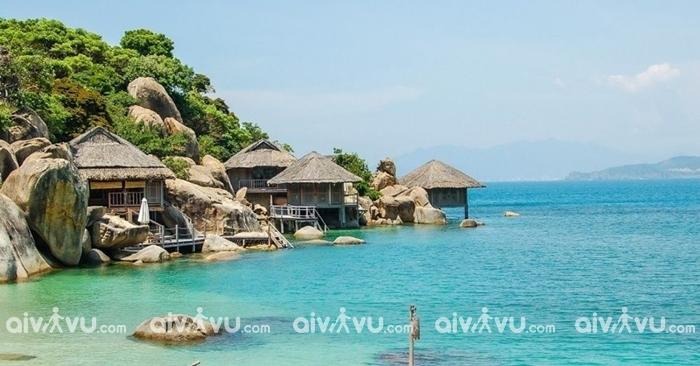 Vịnh Ninh Vân khu nghỉ dưỡng được yêu thích