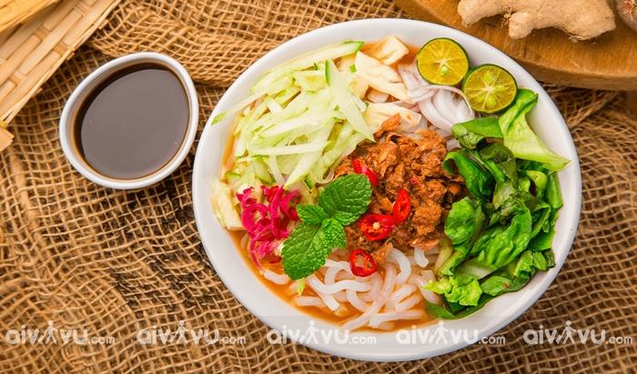 Assam Laksa món ăn vô cùng nổi tiếng tại Penang