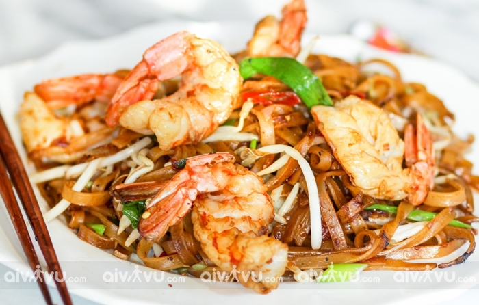 Char Kway Teow -Penang