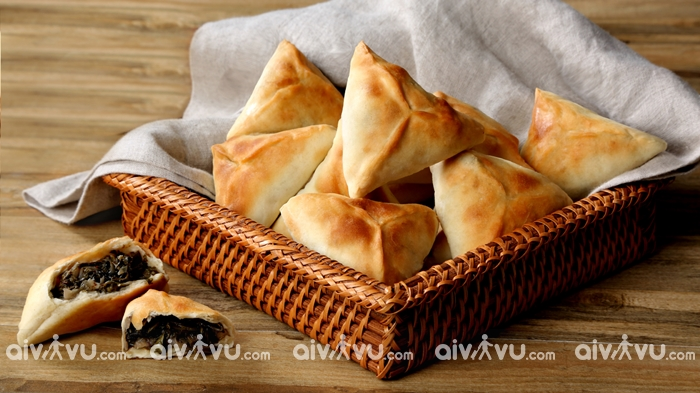 Fatayer món ăn phổ biến tại Qatar