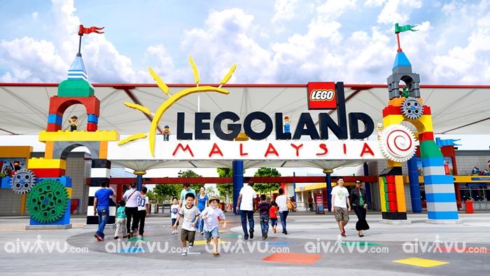 Công viên Legoland- Johor Bahru