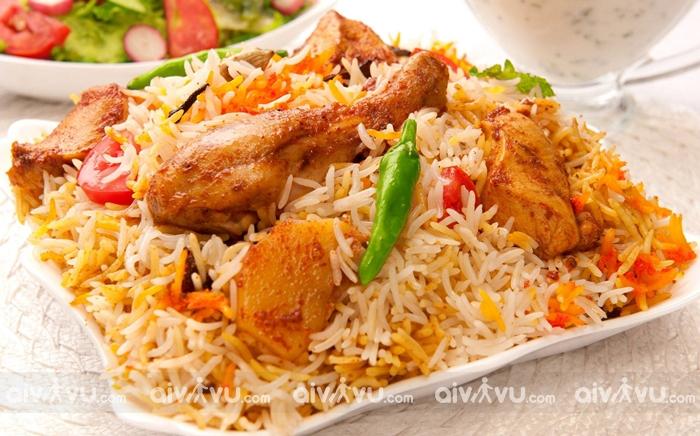 Săn vé máy bay đi Bangladesh ăn gì?