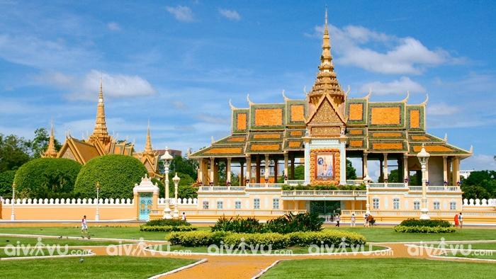 Săn vé máy bay đi Campuchia giá rẻ ghé thăm những đâu?