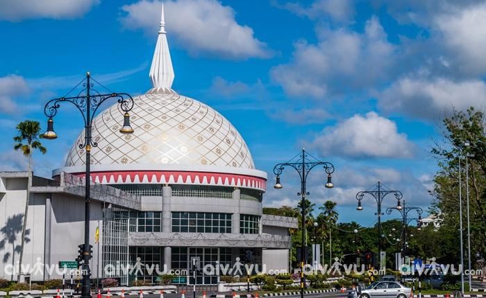 Những địa điểm nổi bật tại Bandar Seri Begawan