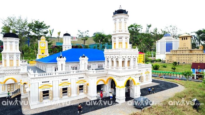 Thánh đường Hồi giáo Sultan Abu Bakar - Johor Bahru
