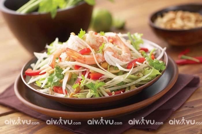 Thưởng thức ẩm thực đặc sắc tại Luang Prabang