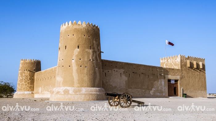 Tòa tháp Barzan - Qatar
