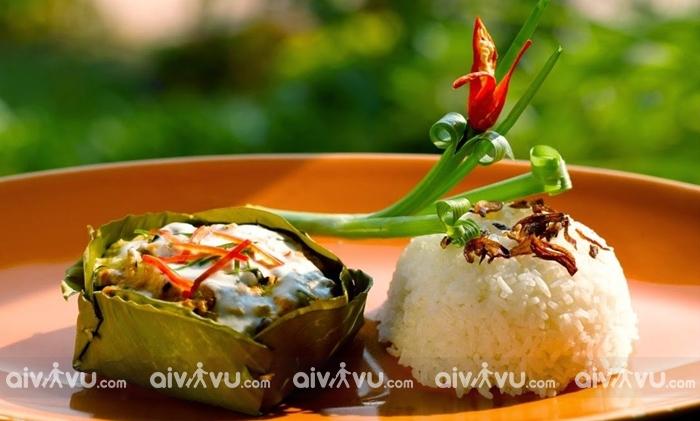 Ẩm thực đặc trưng tại Campuchia
