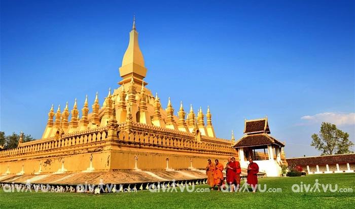 Một số điểm đến nổi bật trên hành trình khám phá Lào