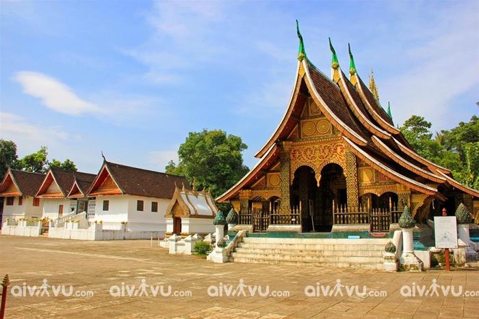 Mua vé máy bay đi Luang Prabang khá phá những gì?