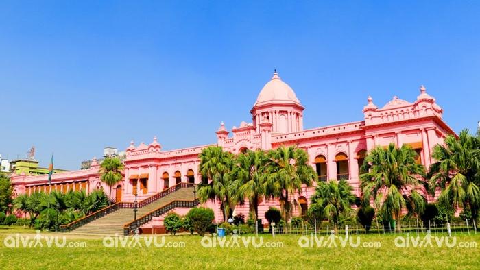 Cung điện Ahsan Manzil