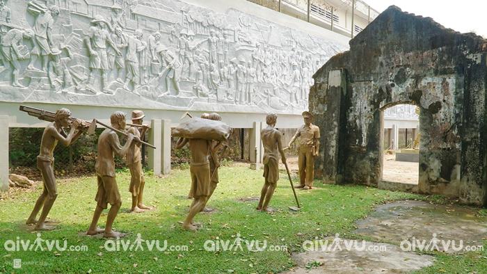Nhà tù Pleiku địa điểm đậm dấu ấn lịch sử