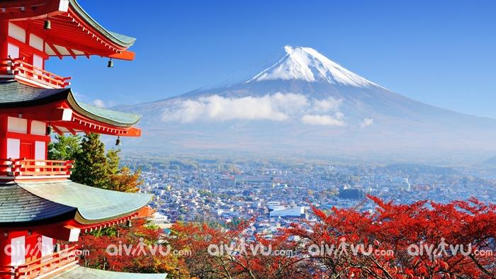 Mua vé máy bay đi Nhật Bản khám phá những gì?