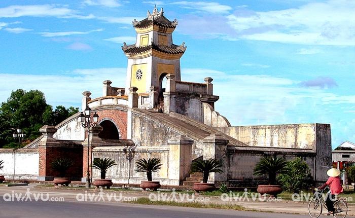 Quảng Bình Quan nét kiến trúc độc đáo tại Quảng bìhh
