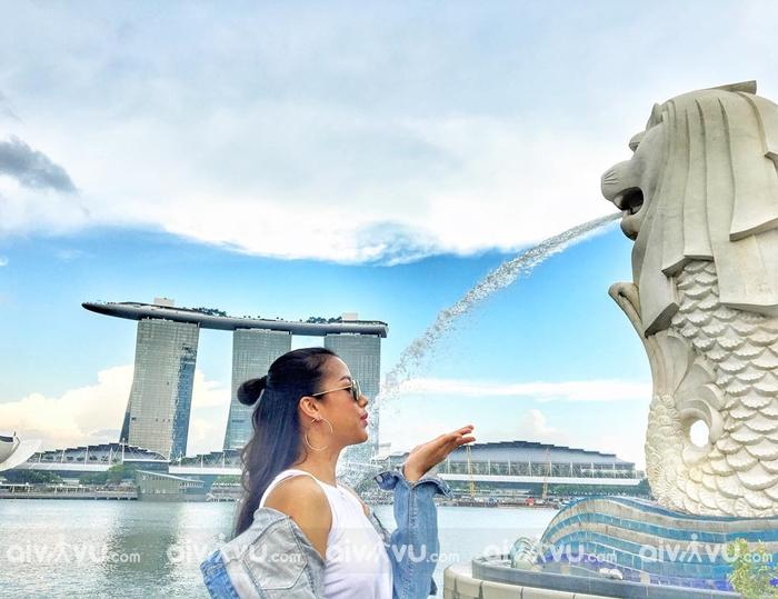 Tận hưởng chuyến du lịch Singapore miễn phí
