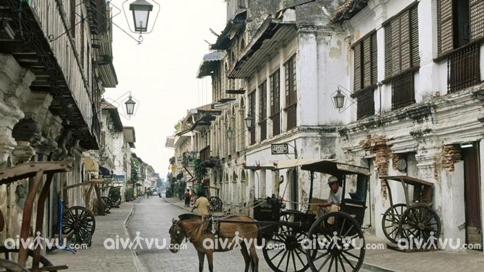 Thành phố cổ Vigan