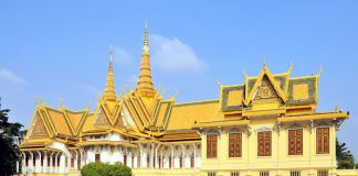 Vé máy bay đi Phnom Penh (PNH) giá rẻ