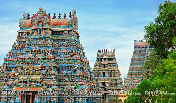 Thành phố hiện đại Chennai