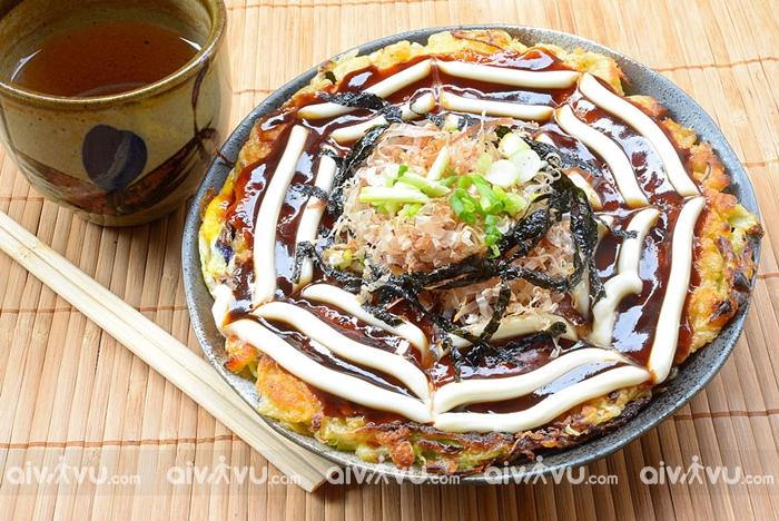 Ẩm thực đặc trưng tại Osaka