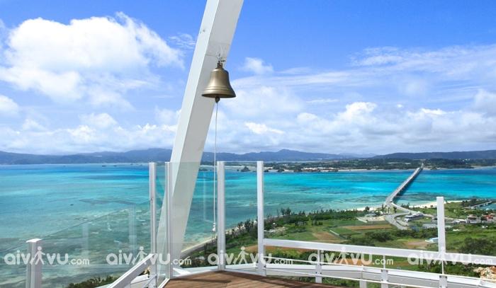 Săn vé máy bay giá rẻ đi Okinawa đi đâu?