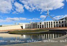 Vé máy bay đi Canberra bao nhiêu tiền