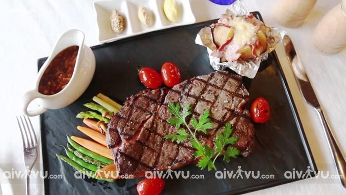 Thịt bò bít tết Brisbane