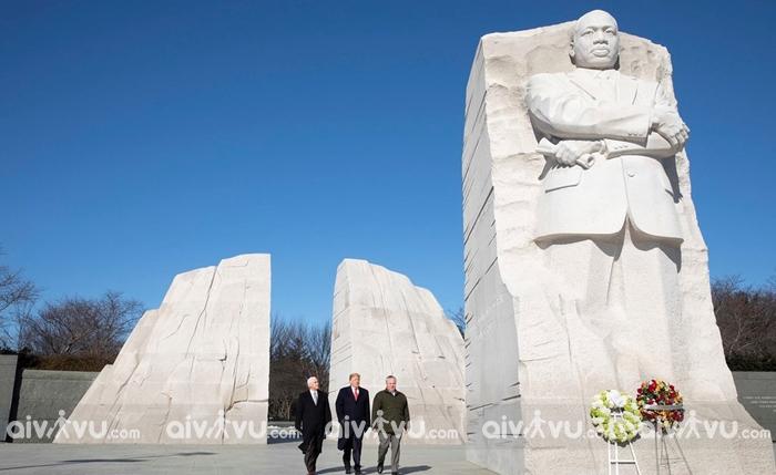 Đài tưởng niệmMartin Luther King Jr