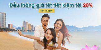 Ưu đãi giảm 20% vé máy bay cùng Vietnam Airlines tận hưởng kỳ nghỉ hè