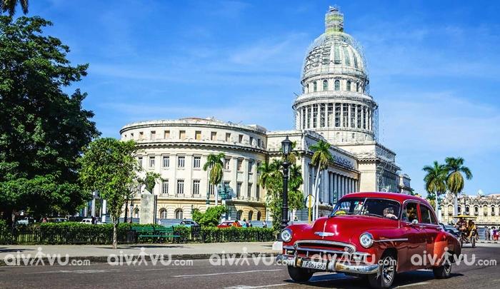 Đặt vé máy bay giá rẻ đi Cuba đi đâu?