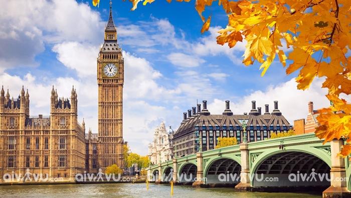 Săn vé máy bay giá rẻ đi Anh Quốc đi đâu?