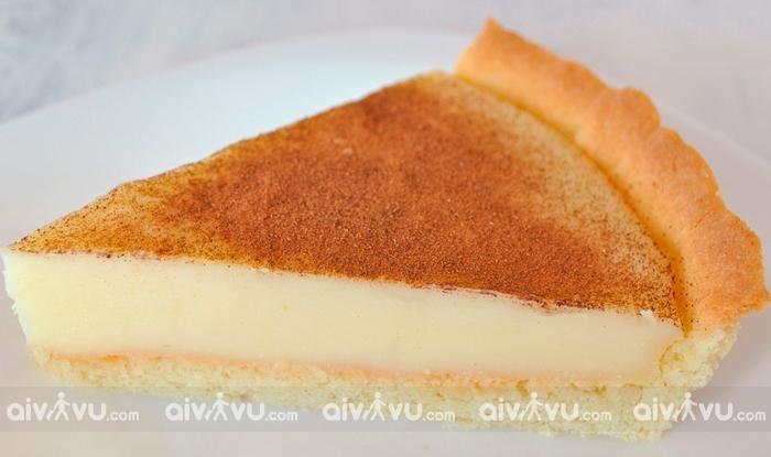 Bánh Melktert món tráng miệng được yêu thích nhất tại Cape Town