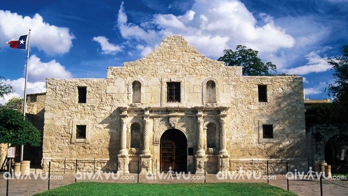 Pháo đài Alamo biểu tượng của Texas