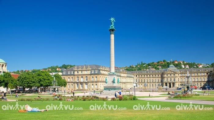 Những địa điểm du lịch thú vị nhất tại Stuttgart