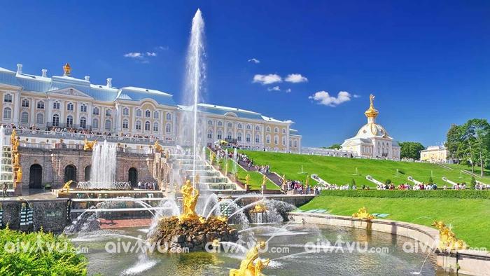 Thành phố Saint - Petersburg