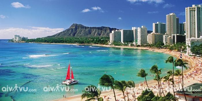 Mua vé máy bay đi Honolulu tham quan những đâu?