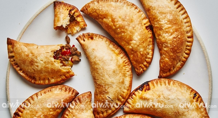 Bánh chiên Empanadas