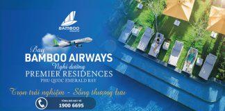 """Combo khuyến mãi cùng Bamboo Airways """"Tận hưởng cuộc sống thượng lưu"""""""