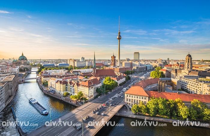 Những điểm du lịch hấp dẫn nhất tại Đức