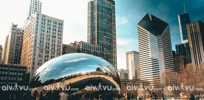 Săn vé máy bay rẻ nhất đi Chicago khám phá những gì?