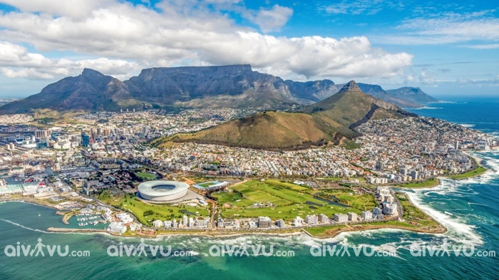 Thành phố Cape Town điểm đến hấp dẫn nhất hành tinh