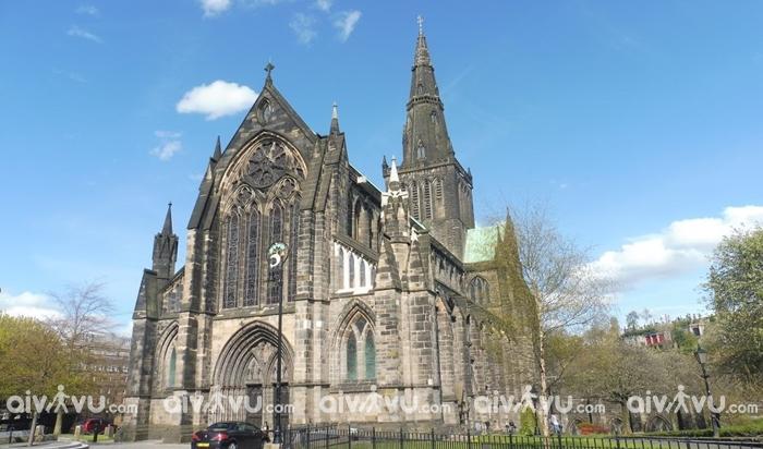 Những địa điểm du lịch nổi tiếng tại Glasgow