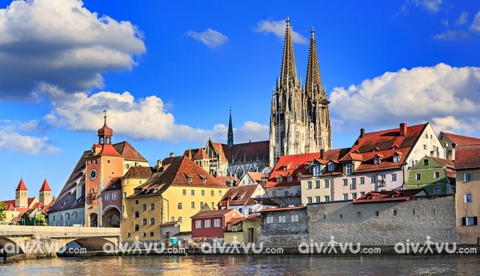 Khám phá những địa danh nổi tiếng nhất tại Munich