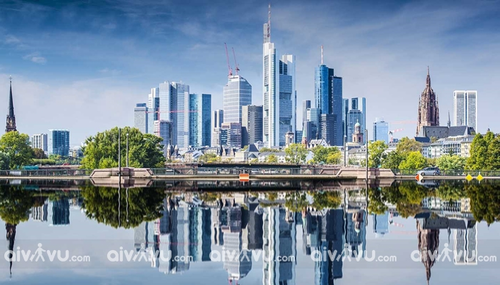 Săn vé máy bay đi Frankfurt tham quan những đâu?