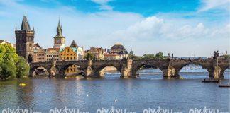 Vé máy bay đi Praha (Prague) PRG giá rẻ