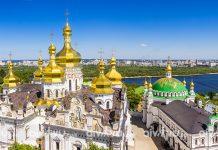 Vé máy bay đi Ukraine (Ukraina) giá rẻ