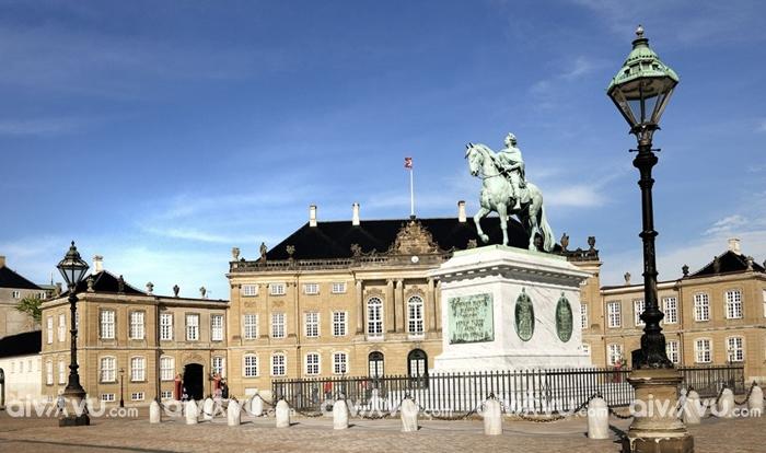 Cung điệnAmalienborg