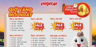 Trải nghiệm thanh xuân cùng hàng ngàn vé 0 đồng từ Vietjet Air
