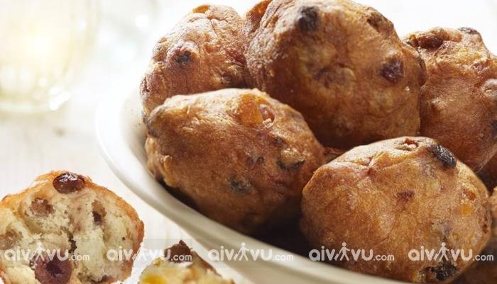 Bánh Oliebollen