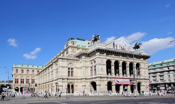 Điểm đến hấp dẫn không thể bỏ qua tại Vienna